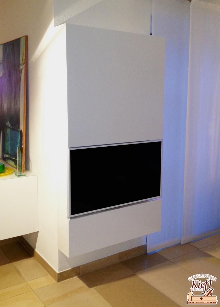 TV-Board mit 2 Schubfächern