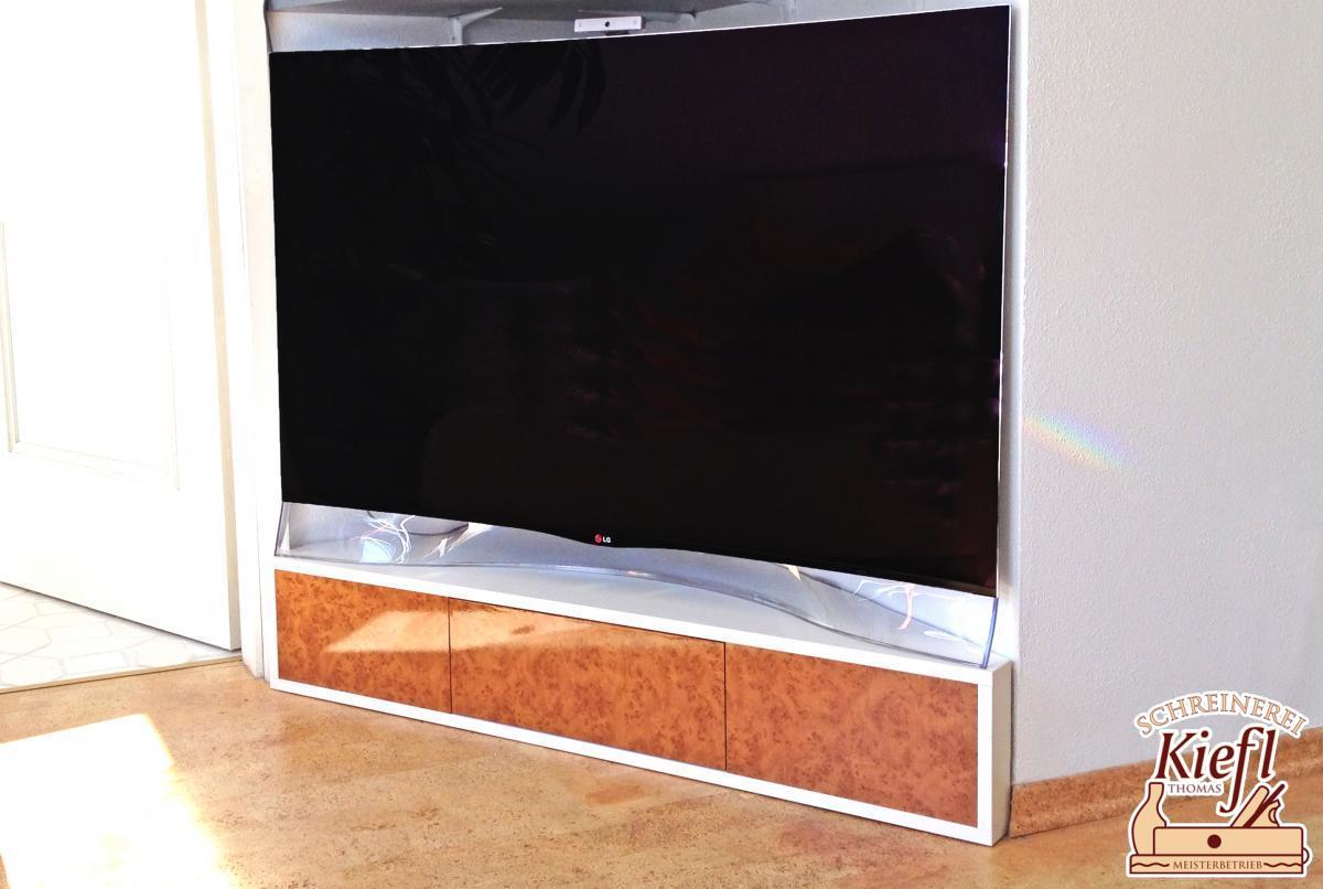 TV-Board mit 3 Schubladen